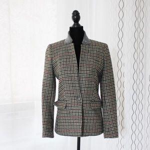 J.CREW Blazer in English Wool Beaded Classy Trendy
